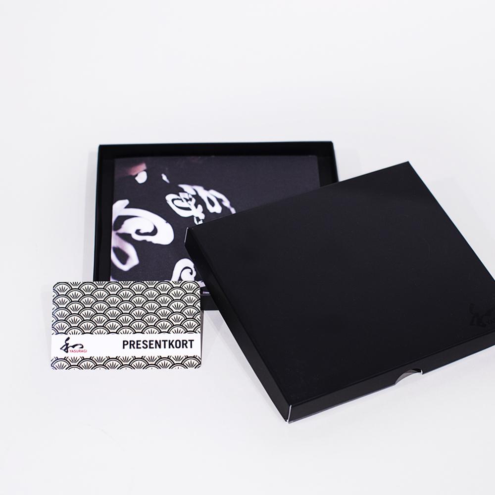 Yasuragi presentkort säljes